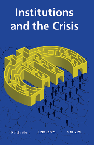 Institutions and the Crisis