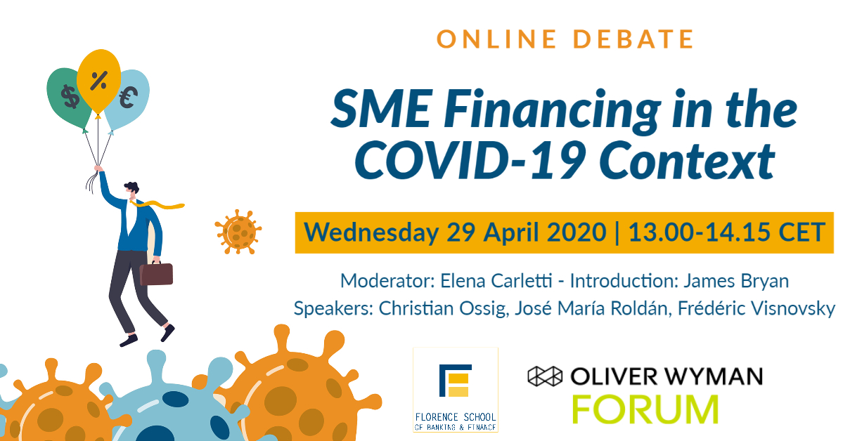 SME Financing in the COVID-19 Context