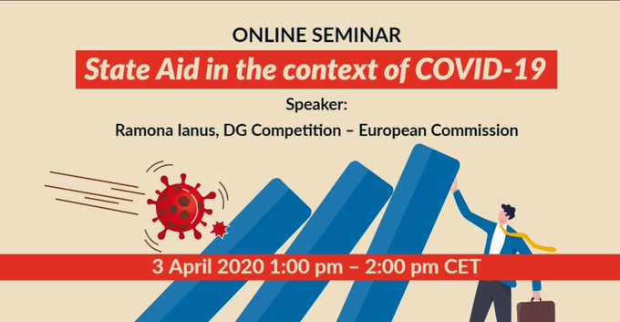 State Aid in the context of COVID-19