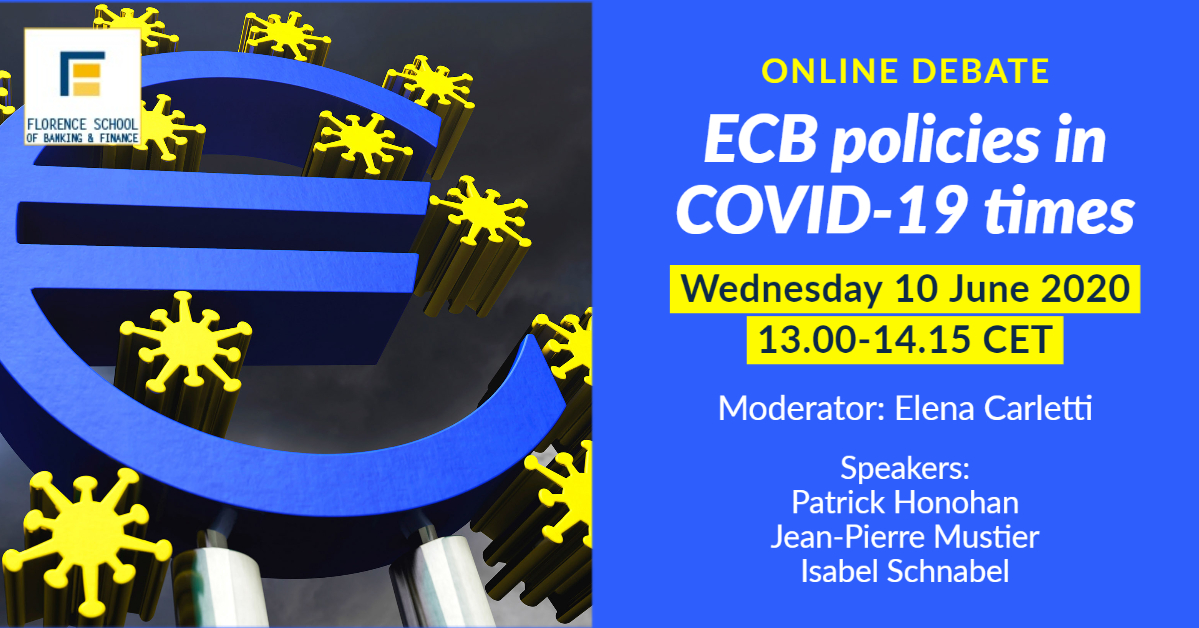 ECB Policies in COVID-19 Times