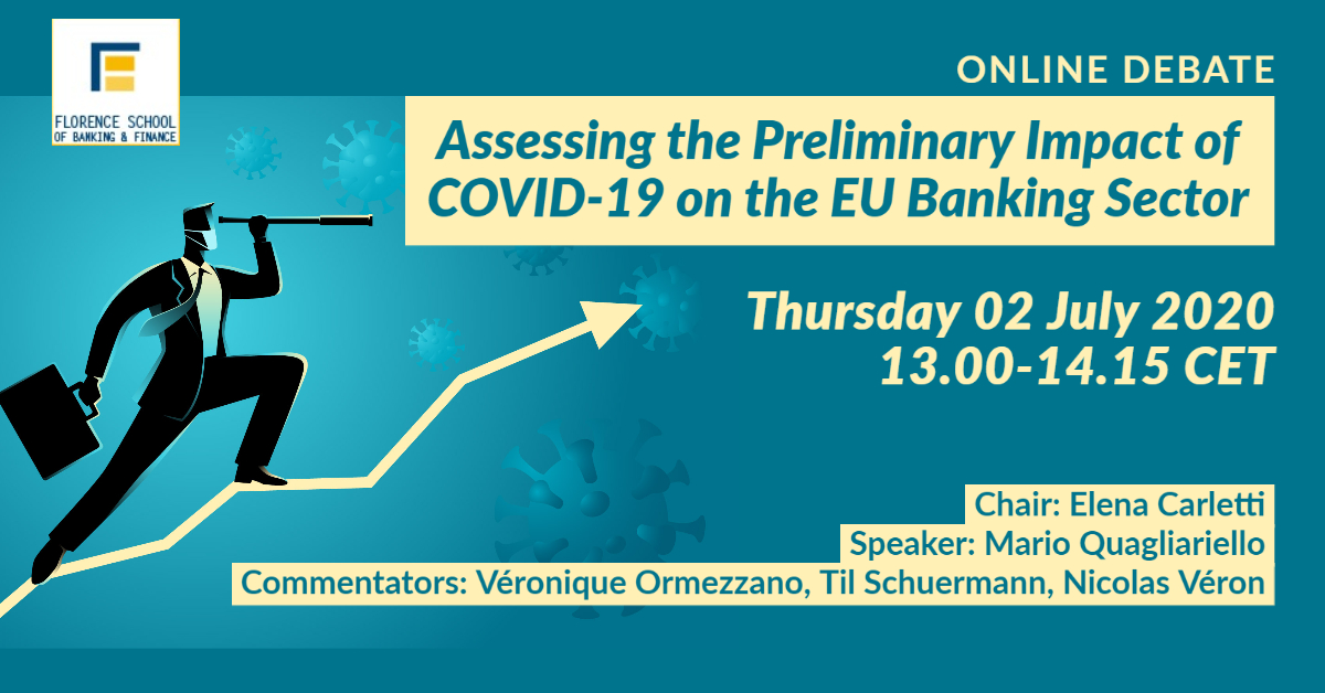 Assessing the Preliminary Impact of COVID-19 on the EU Banking Sector