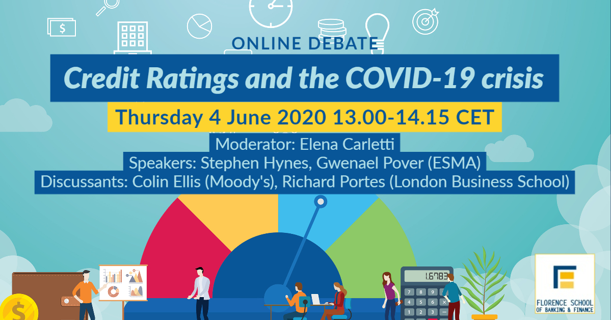 Credit Ratings and the COVID-19 crisis