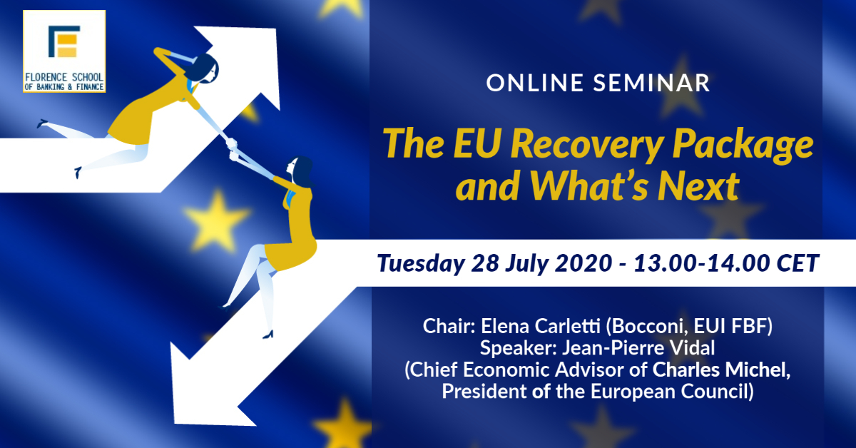 The EU Recovery Package and What's Next